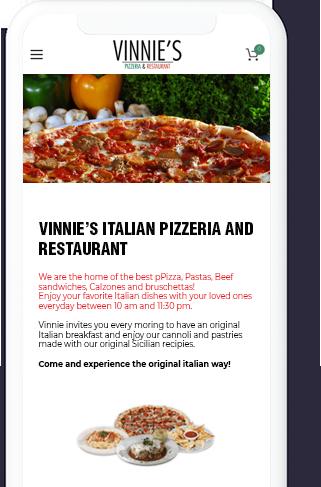 vinnie's app